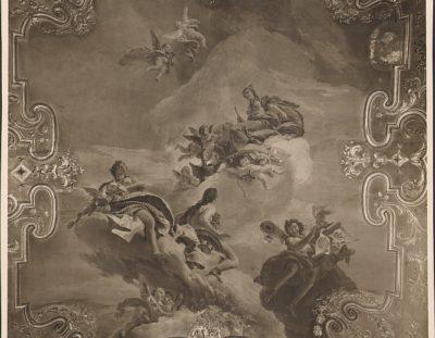 Giambattista Tiepolo, Giunone, la Fortuna e Venere