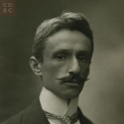 Ermanno Jarach (Archivio della Fondazione Centro di Documentazione Ebraica Contemporanea CDEC di Milano)